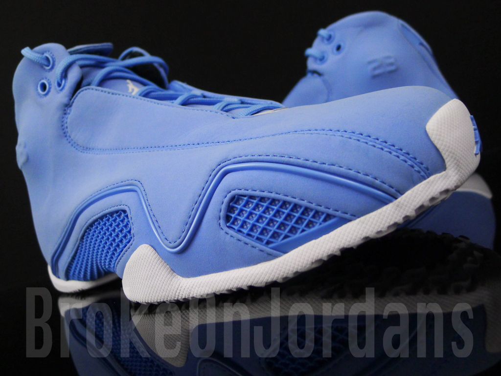 15be294dff5ae9 Air Jordan XXI  Pantone  - Unreleased Sample