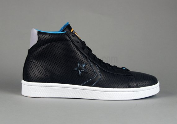 Converse Pro Leather Hi 'World Basketball Festival' Black/Teal
