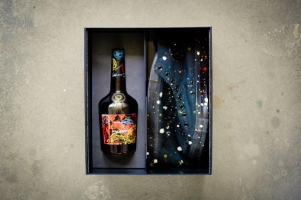 Futura x Hennessy Custom Converse Chuck Taylor All-Star