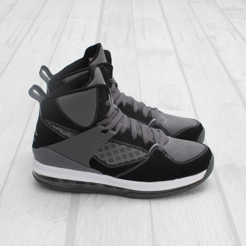Jordan Flight 45 High Max 'Black/Dark Grey-Stealth'