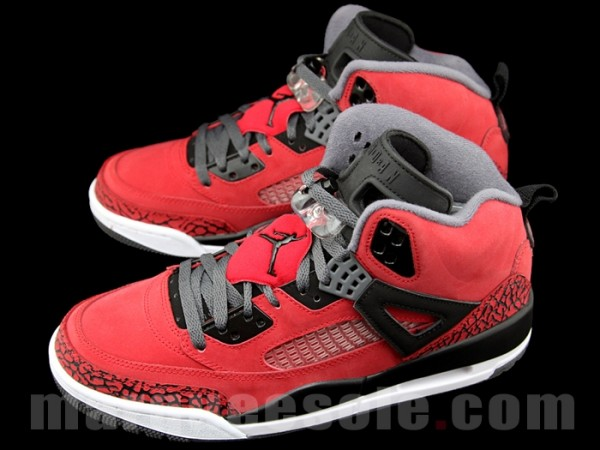 Jordan Spiz'ike 'Red/Black' - New Images