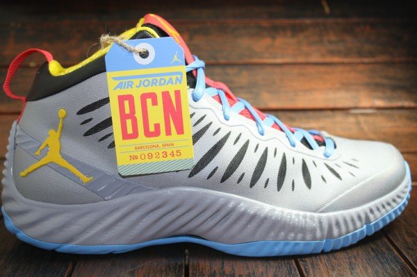 Jordan Super.Fly 'Barcelona' - Another Look