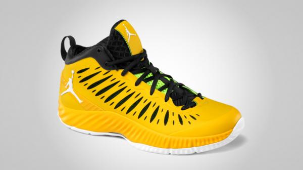 Jordan Super.Fly 'Tour Yellow/White-University Gold-Black' - Official Images