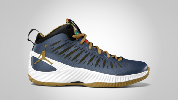 Jordan Super.Fly 'Washington' - Official Images