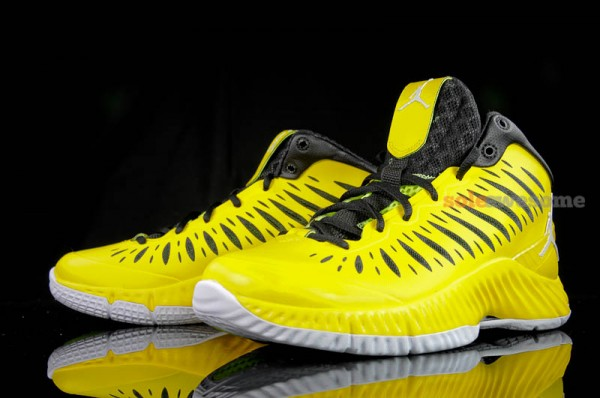 Jordan Super.Fly 'Yellow Zest'