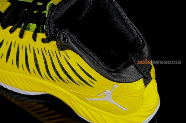 Jordan Super.Fly 'Yellow Zest'