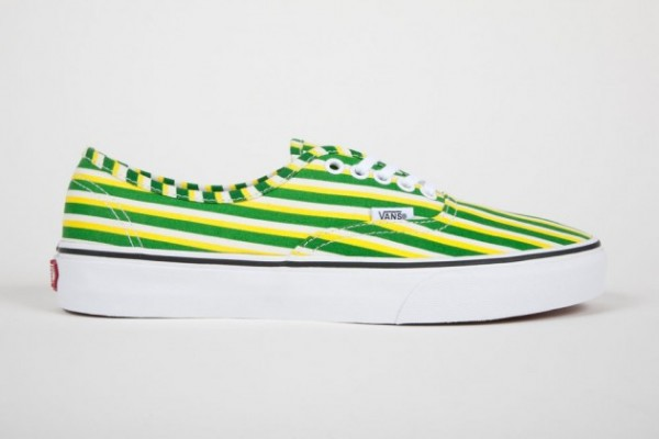 Kenzo x Vans Authentic Stripes Pack