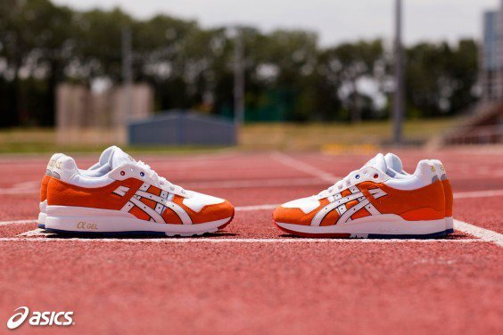 Netherlands Olympic Team x ASICS GT-II