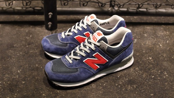 best service 24994 402ee New Balance 574 Color Pack 'Blue' | SneakerFiles