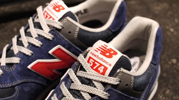 New Balance 574 Color Pack 'Blue'
