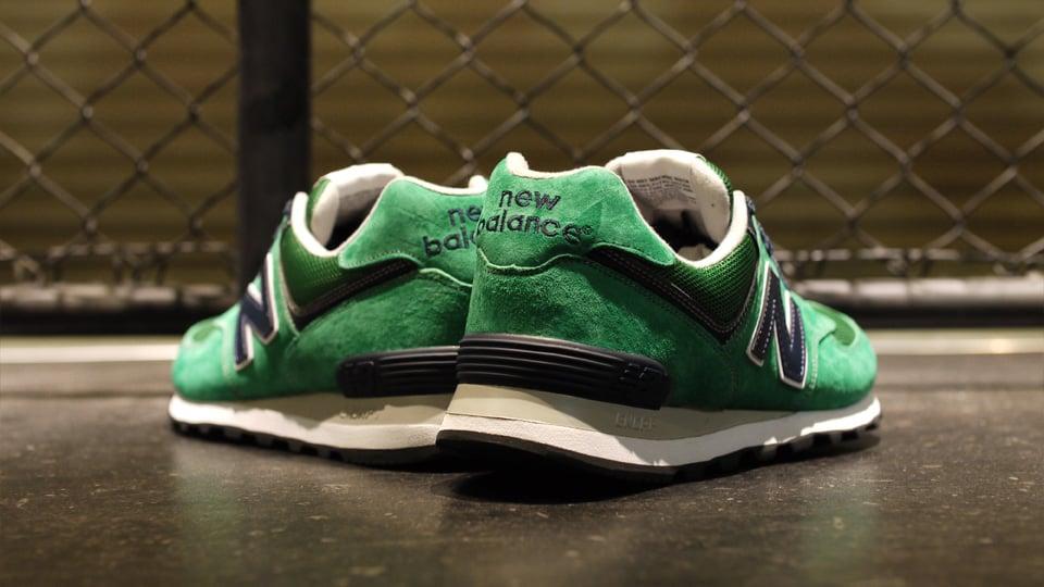 new balance 574 classic Green