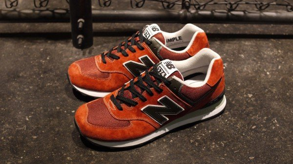 New Balance 574 Color Pack 'Red'