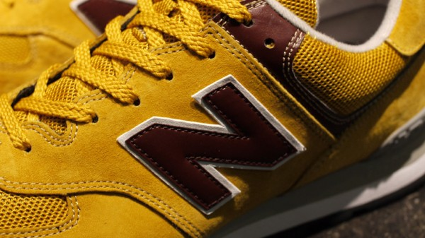 New Balance 574 Color Pack 'Yellow'