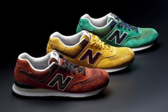 New Balance 574 Color Pack