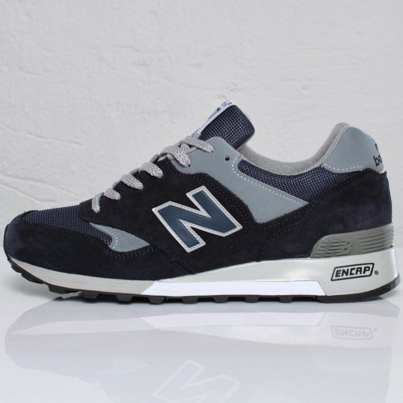 sports shoes 713d6 81c84 New Balance 577  Navy Grey