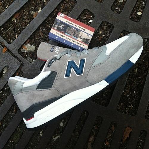New Balance 998 - Spring/Summer 2013