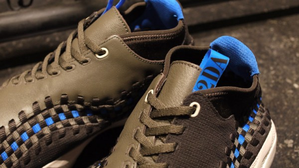 Nike Air Footscape Motion Woven Chukka 'Black/Blue-Natural'