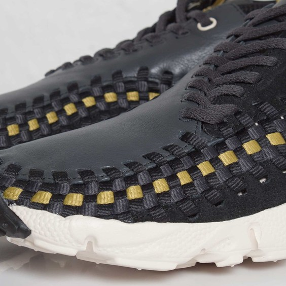 Nike Air Footscape Motion Woven Chukka 'Black/Natural-Anthracite'