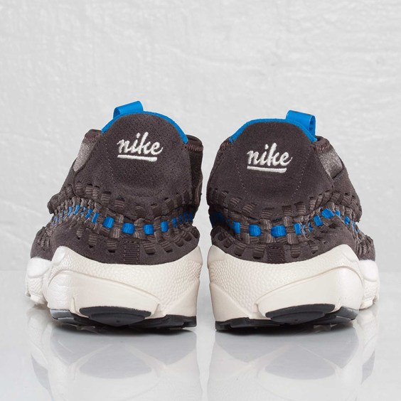 Nike Air Footscape Motion Woven Chukka 'Black/Natural-Ridge Rock-Photo Blue'