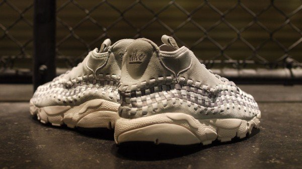 Nike Air Footscape Motion Woven Chukka 'Grey/White-Natural'