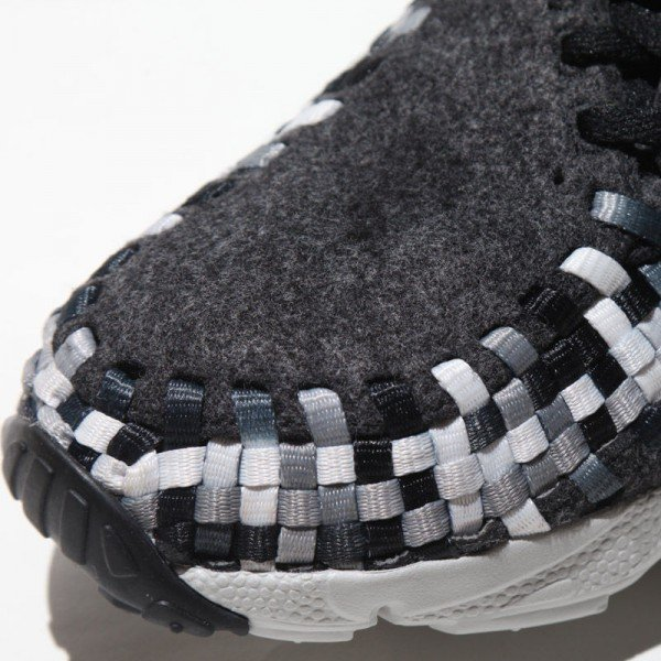 Nike Air Footscape Motion Woven Chukka Wool 'Grey'