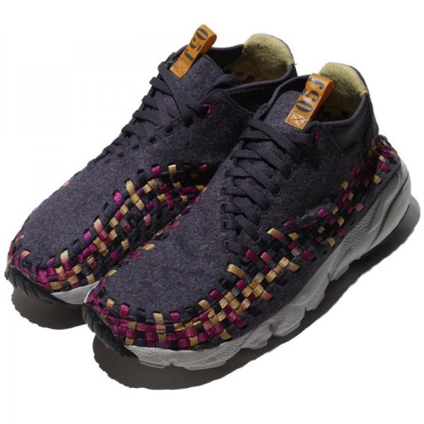 Nike Air Footscape Motion Woven Chukka Wool 'Purple'