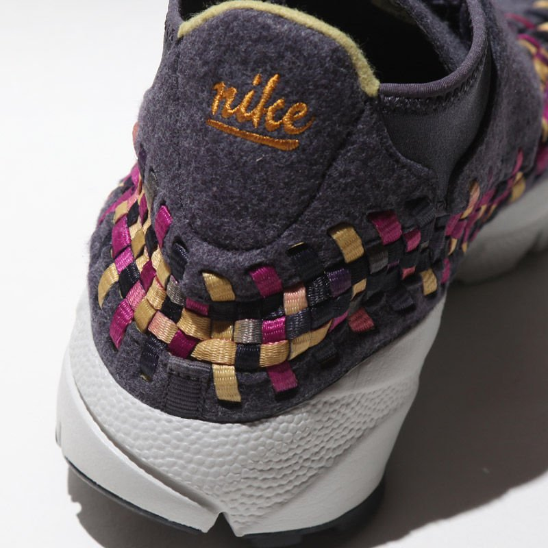Nike Air Footscape Motion Woven Chukka Wool 'Purple'