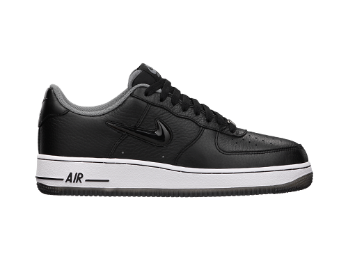 Nike Air Force 1 Low Jewel 'Black' - Now Available