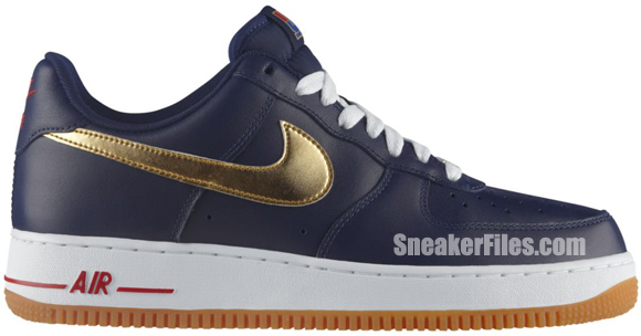 Nike Air Force 1 Low 'Olympic' Delayed at NikeStore