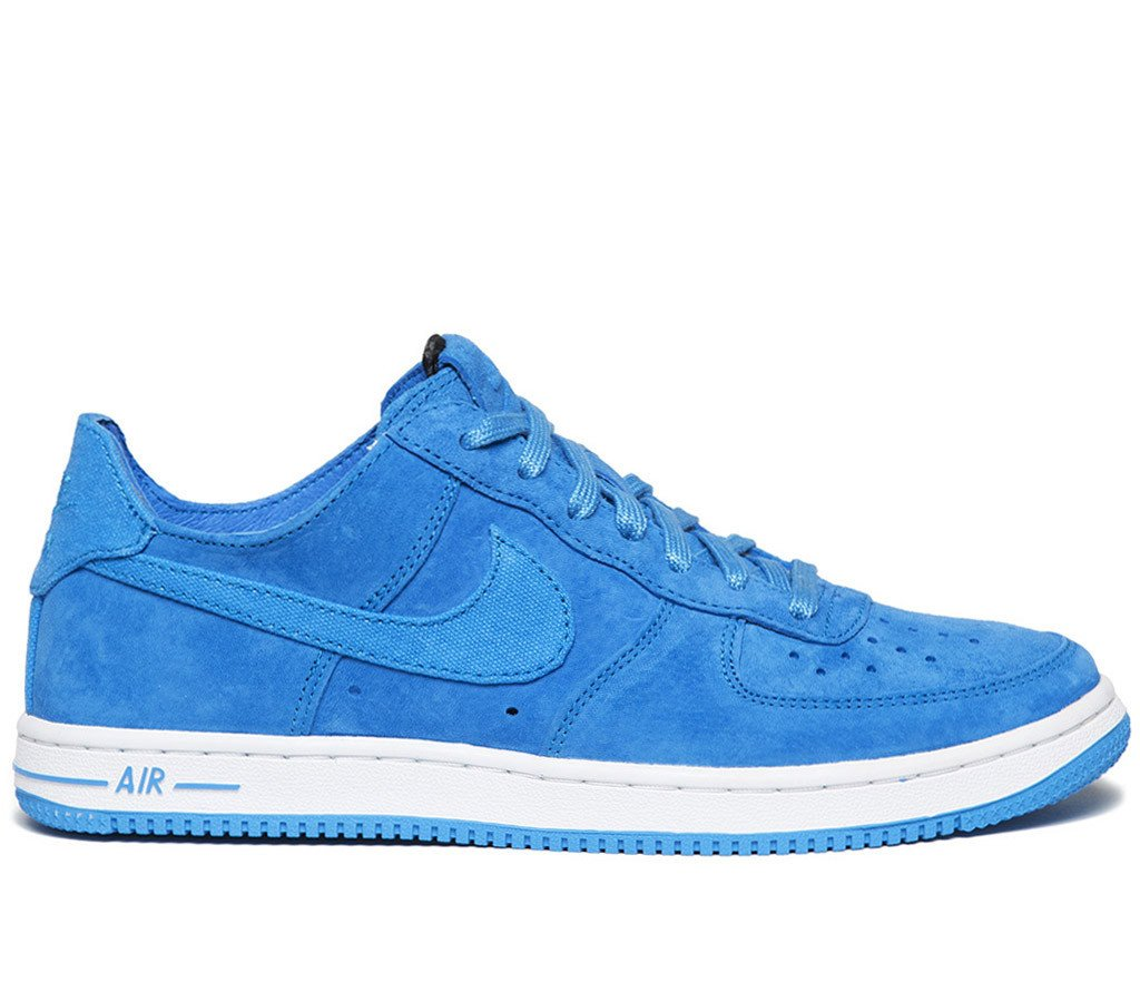 nike air force 1 low light 39 blue 39 sneakerfiles. Black Bedroom Furniture Sets. Home Design Ideas
