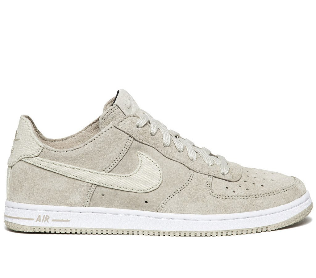 san francisco 185d0 3882c Nike Air Force 1 Low Light Sand  SneakerFiles