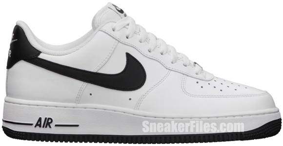 Release Reminder: Nike Air Force 1 Low 'White/Black-Anthracite-Turquoise Blue'