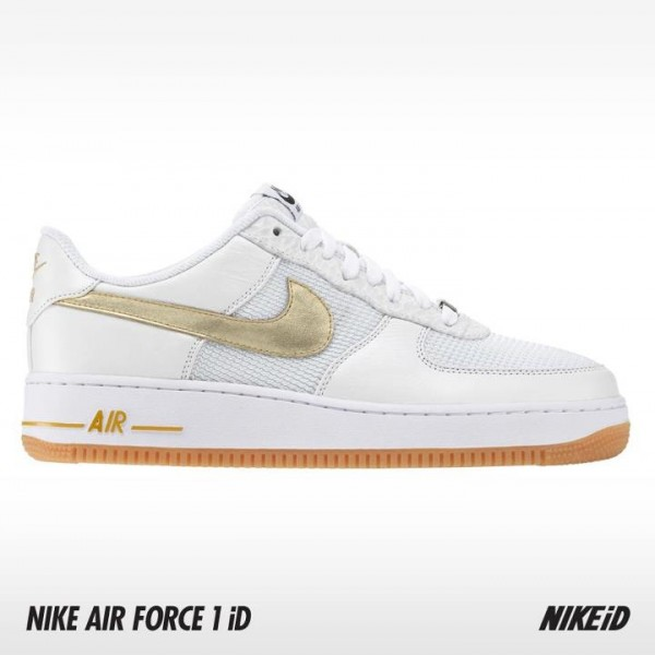 Nike Air Force 1 iD - August 2012