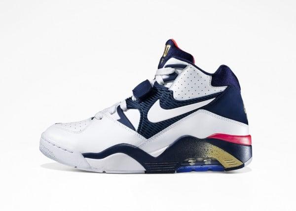 Nike Air Force 180 'Olympic' Delayed at NikeStore