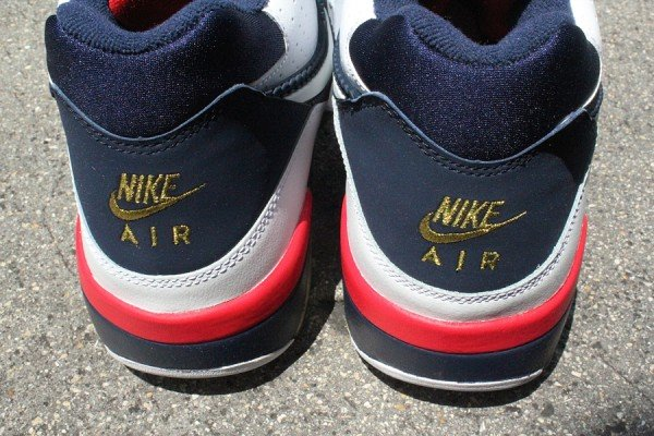 Nike Air Force 180 'Olympic' at Mr. R Sports