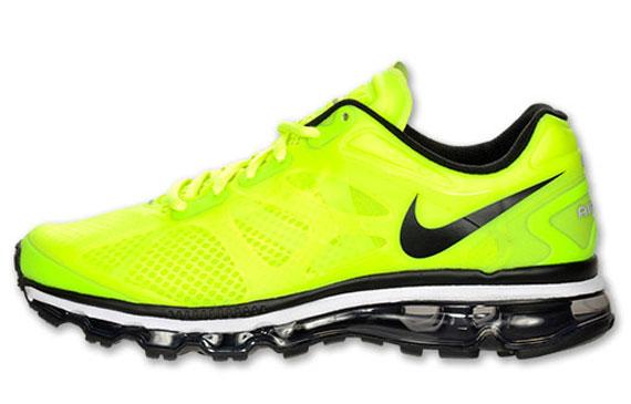 Nike Air Max+ 2012 'Volt'