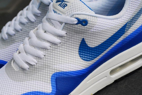 Nike Air Max 1 Hyperfuse NRG 'Varsity Blue' at Rock City Kicks