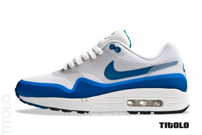 Nike Air Max 1 Hyperfuse NRG 'Varsity Blue' at Titolo