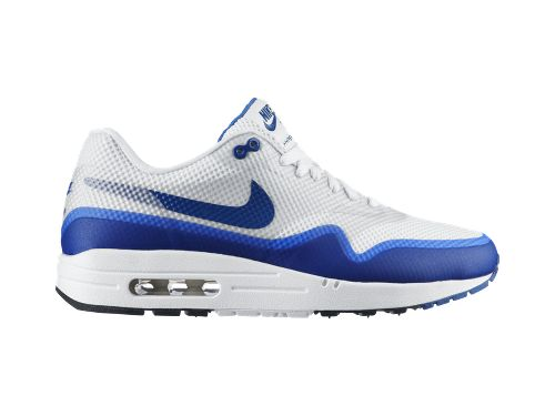 Nike Air Max 1 Hyperfuse Premium NRG 'White/Varsity Blue-Neutral Grey' - Now Available at NikeStore