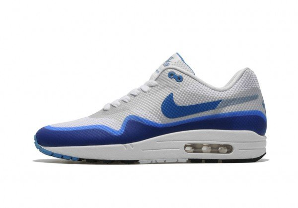 Release Reminder: Nike Air Max 1 Hyperfuse Premium NRG 'White/Varsity Blue-Neutral Grey'