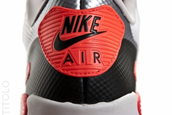 Nike Air Max 90 Hyperfuse 'Infrared' at Titolo