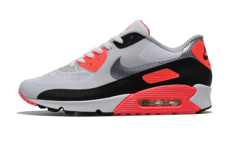 Nike Air Max 90 Hyperfuse NRG 'Infrared' Another Look