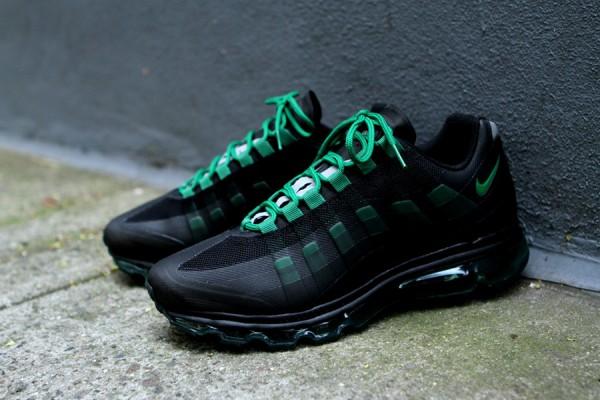 air max 95 grey and green