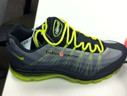 buy online 26e6b 68a08 Nike Air Max 95+ BB Flywire - Spring 2013