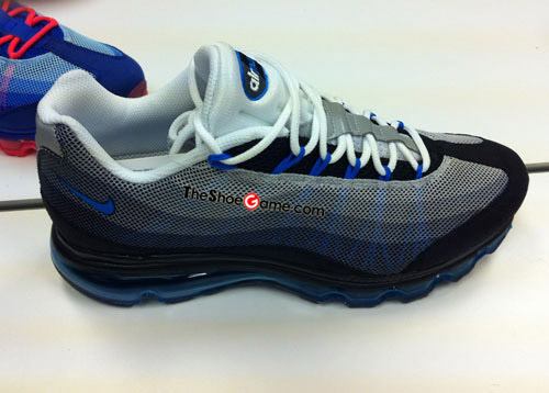 Nike Air Max 95+ BB Flywire - Spring 2013