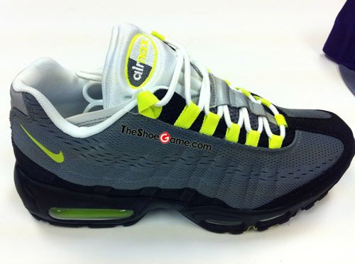 Nike Air Max 95 Engineered Mesh - Spring 2013