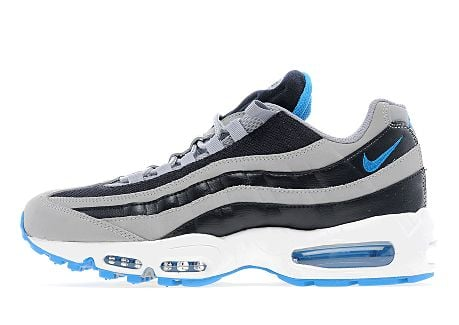 Nike Air Max 95 'Wolf Grey/Blue Glow'