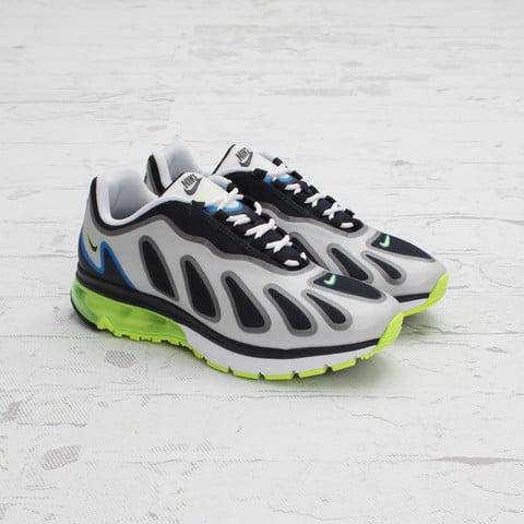 Nike Air Max 96+ Evolve 'White/Obsidian'