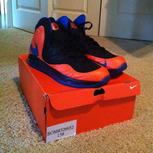 Nike Air Max Hyperposite Amar'e Stoudemire PE - Another Look