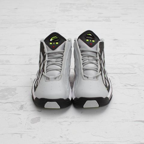 Nike Air Max Pillar 'Neutral Grey/Volt-Dark Charcoal-Black' at Concepts